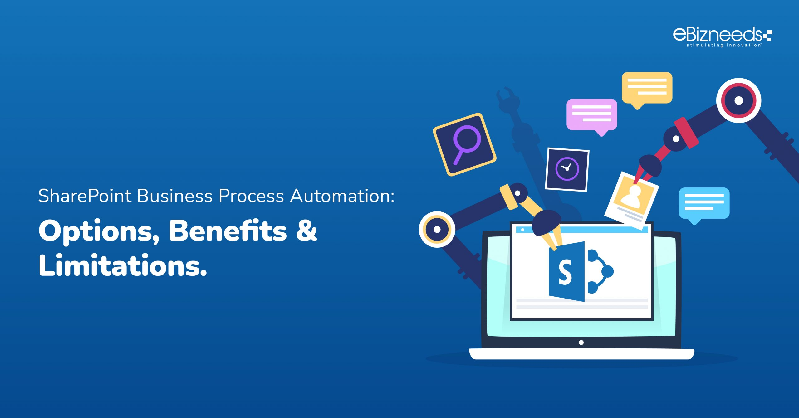 Sharepoint Business Process Automation: Options, Benefits and Limitations
