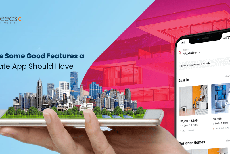 What are some good features a real estate app should have